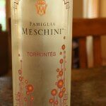 2010 Famiglia Meschini Sparkling Torrontés – A Bubbly Personality