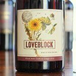 Loveblock Central Otago Pinot Noir 2012 – Sweet, Tart and Tasty