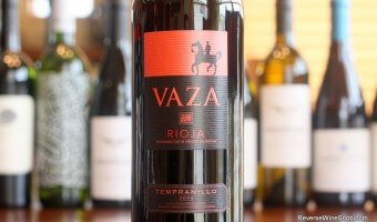 Vaza Tempranillo 2013 – A Winning Bottle