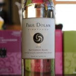 Paul Dolan Vineyards Mendocino County Sauvignon Blanc – Zesty!