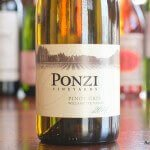 Ponzi Vineyards Willamette Valley Pinot Gris – Just Right