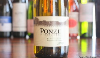 Ponzi Vineyards Willamette Valley Pinot Gris 2014 – Just Right