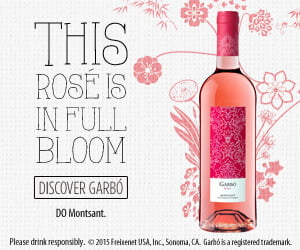 This rosé is in full bloom. Discover Garbó.
