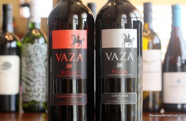 Vaza-Rioja
