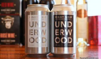 Underwood Wine In a Can – Willamette Valley Pinot for the Unpretentious