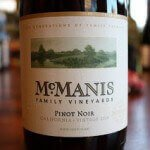 McManis Family Vineyards Pinot Noir 2010 – Hunt For The Best Pinot Noir Under $20