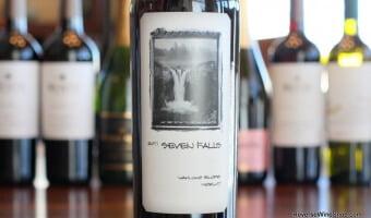2011 Seven Falls Wahluke Slope Merlot
