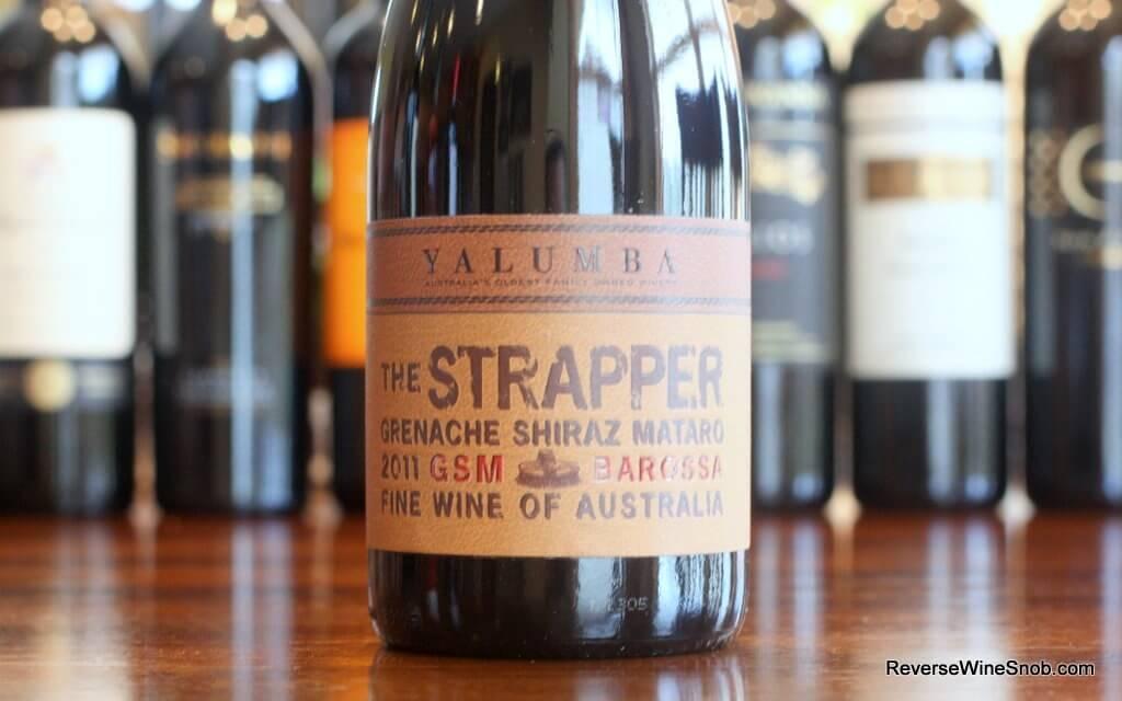 Yalumba The Strapper GSM - Pure Bottled Fun