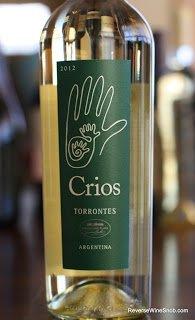 2012 Crios Torrontes