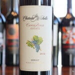 Chateau Ste Michelle Canoe Ridge Estate Merlot – Dry, Dusty and Delicious