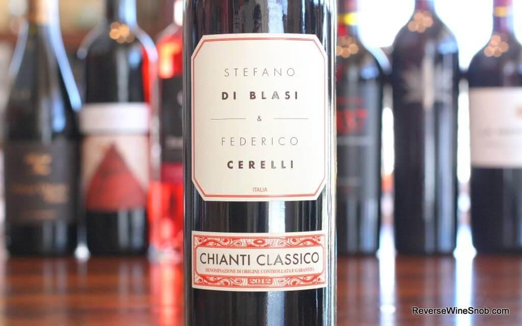 Stefano di Blasi & Federico Cerelli Chianti Classico - Magnifico