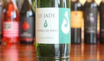 Le Jade Picpoul De Pinet - Fresh, Snappy and Very Good