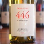 2013 Noble Vines 446 Chardonnay