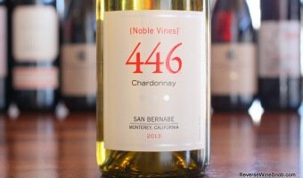 Noble Vines 446 Chardonnay – Royally Good