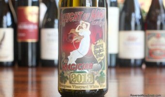 Sleight of Hand Cellars The Magician Riesling – No Joke
