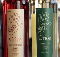 Crios Torrontes and Rose of Malbec - More Scrumptious Summertime Sippers