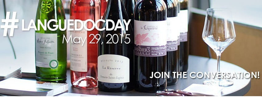 Celebrate #LanguedocDay 5/29/2015