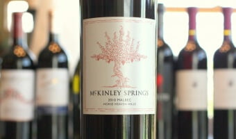 McKinley Springs Horse Heaven Hills Malbec – Eye-Openingly Good