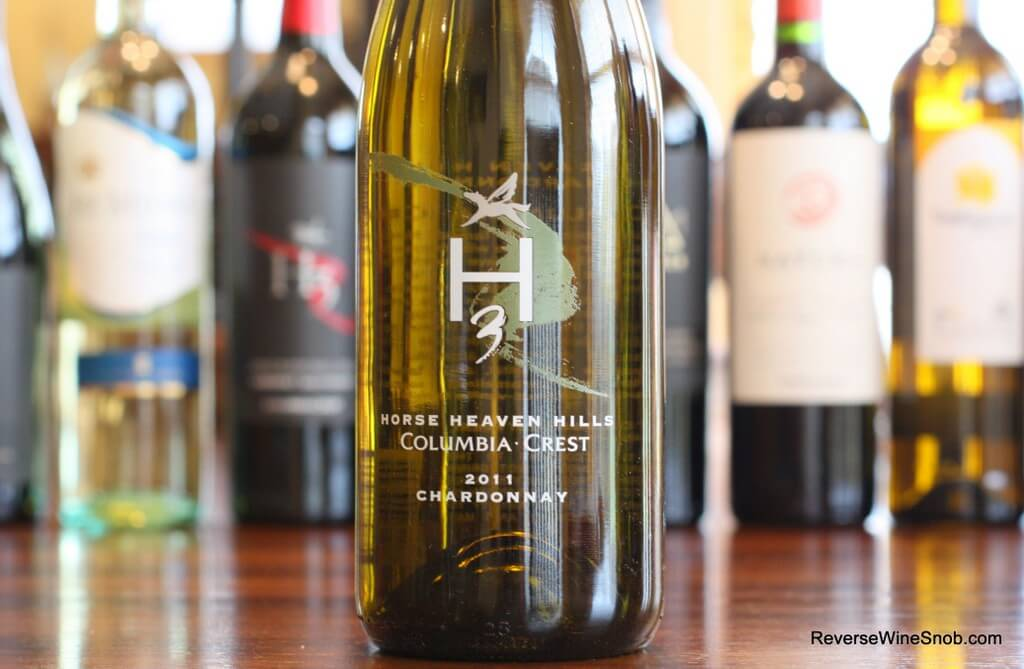 Best White Wines - Columbia Crest H3 Horse Heaven Hills Chardonnay – Cha-Ching!