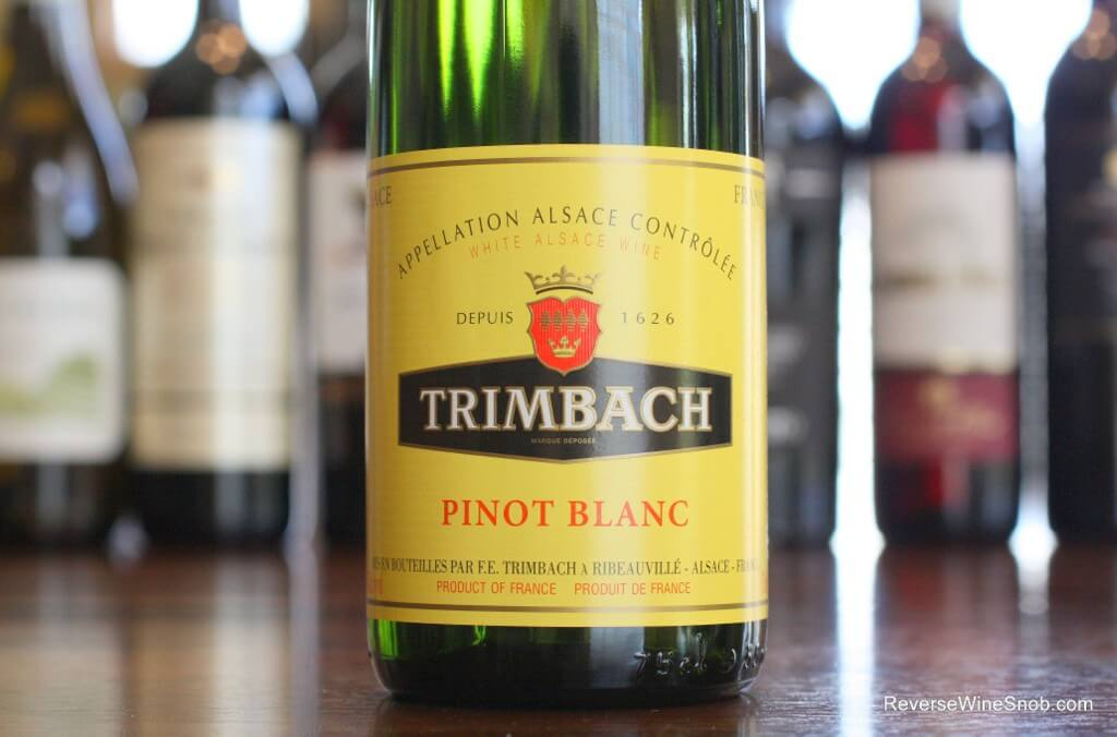 Best White Wines Under $20 - Trimbach Pinot Blanc – A Summertime Superstar