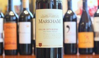 Markham Vineyards Cellar 1879 Blend – Hits The Spot