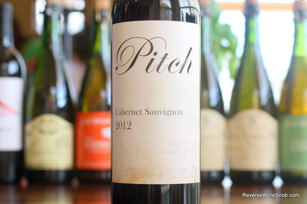Pitch Cabernet Sauvignon - Well Composed