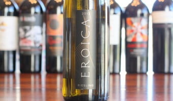 2013 Eroica Riesling - Masterful