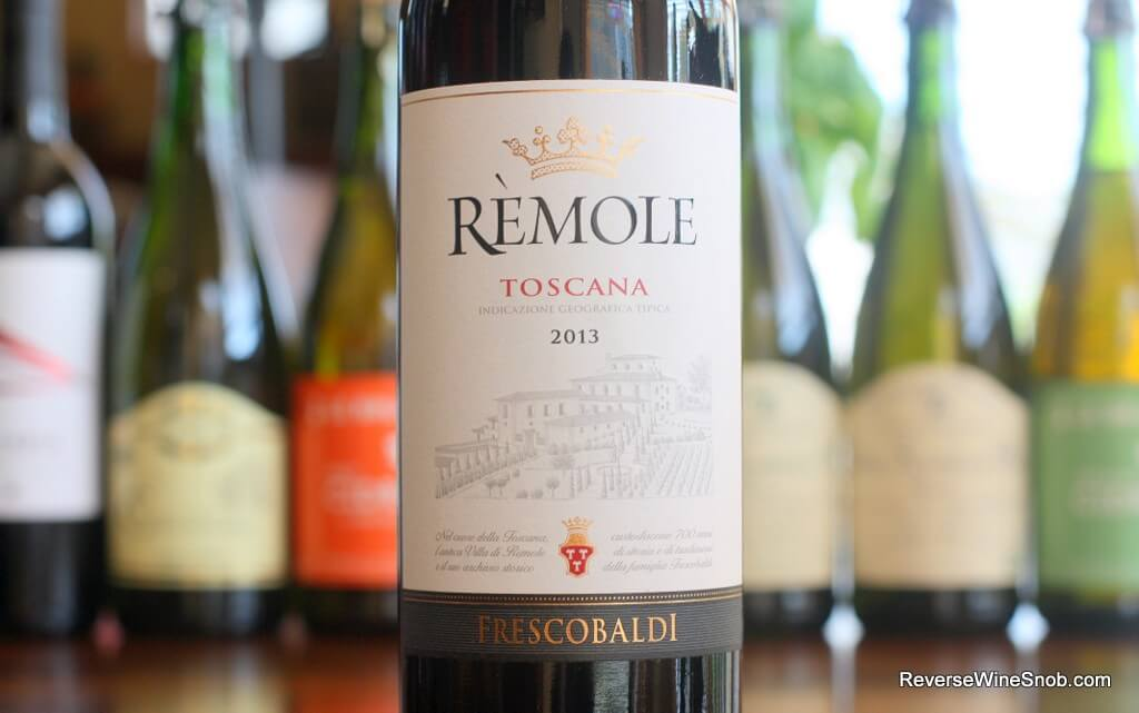 Frescobaldi Remole Toscana - A Juicy, Fruity Crowd-Pleaser