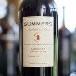 Summers Andriana's Cuvee Cabernet Sauvignon - A Classic Cali Cab