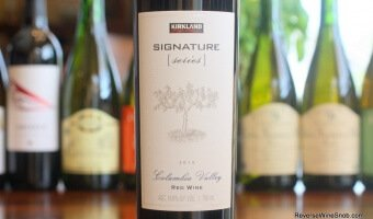 Kirkland Signature Series Columbia Valley Red Wine – Something Special