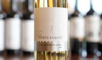 The White Knight Sauvignon Blanc – Quite Quaffable