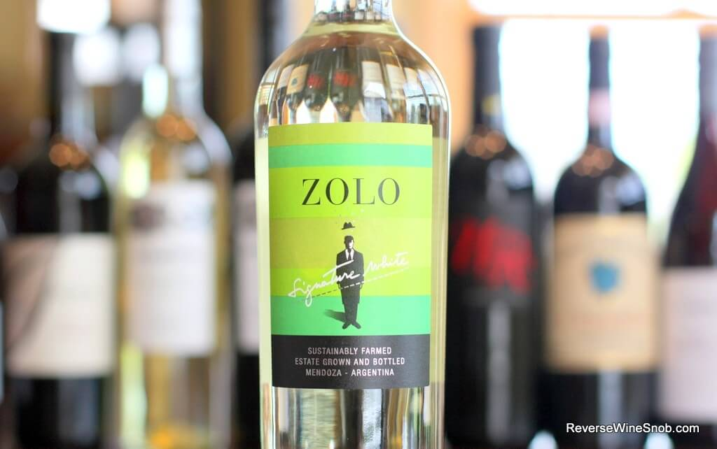 Zolo Signature White - A Fantastic Wine For Summer