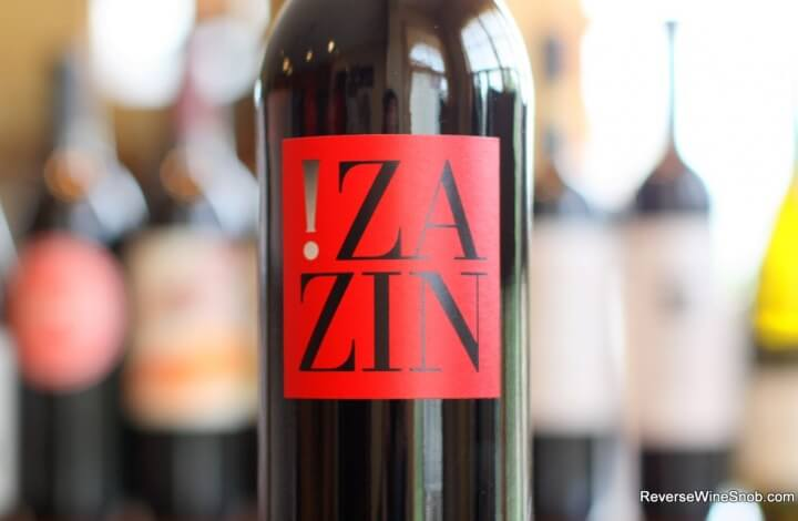 ZaZin Old Vine Zinfandel - A Tasty Treat For Your Tongue