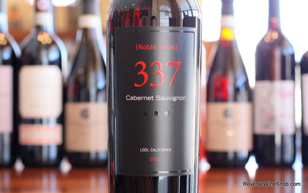 Noble Vines 337 Cabernet Sauvignon - These ARE The Clones You're Looking For