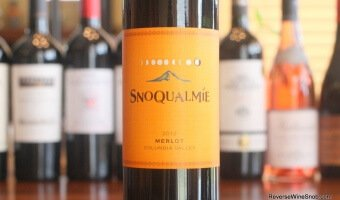 Snoqualmie Merlot - One Delicious Drink