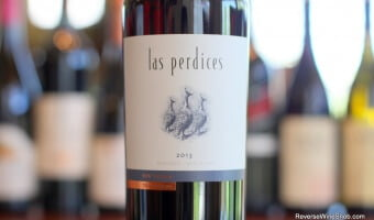 Las Perdices Syrah Viognier – A Northern Rhone Classic From The New World
