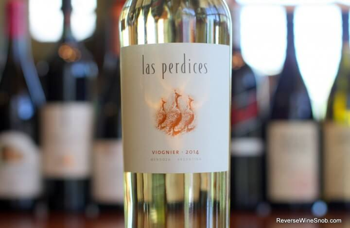 Las Perdices Viognier - Thirst-Quenchingly Good Stuff