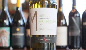 Alpha Estate Malagouzia Single Vineyard Turtles - Off The Endangered List