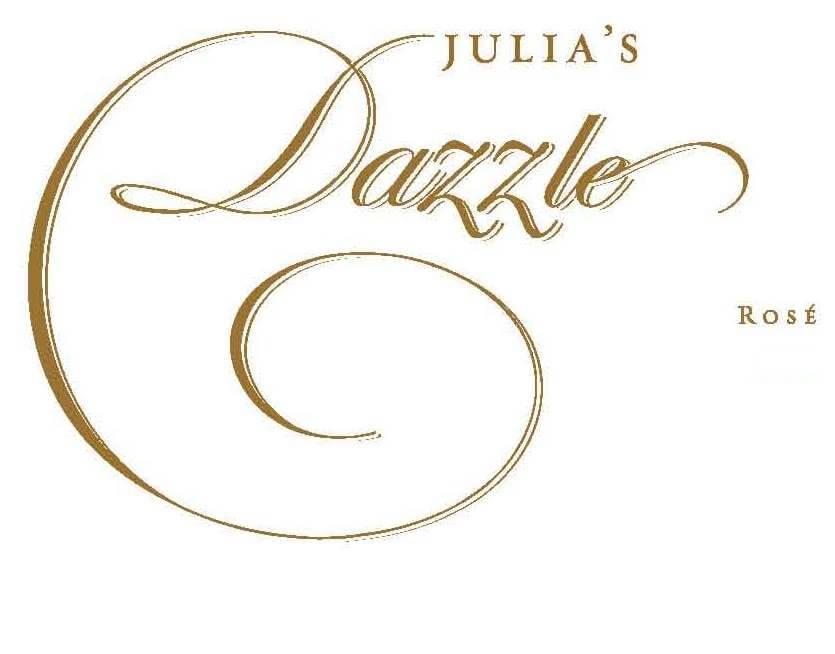 Julia's Dazzle Pinot Grigio Rosé