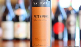 Yalumba Patchwork Barossa Shiraz - Well Put Together