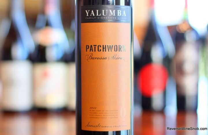 Yalumba Patchwork Barossa Shiraz - Well Put Together