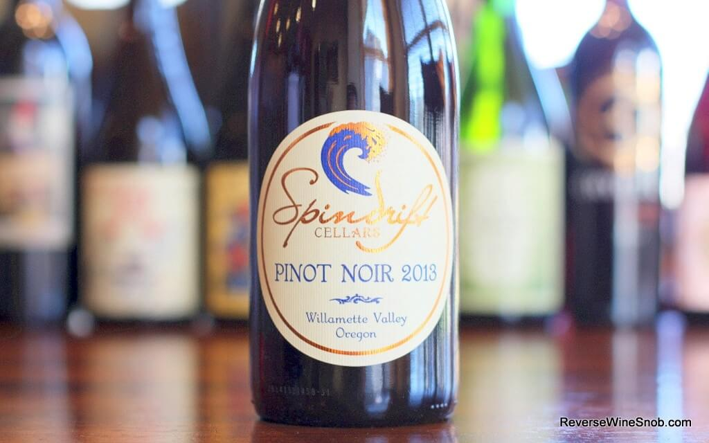 Spindrift Cellars Pinot Noir - Smooth Sailing