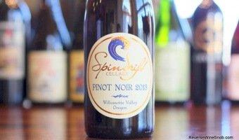 Spindrift Cellars Pinot Noir - Smooth Sailing
