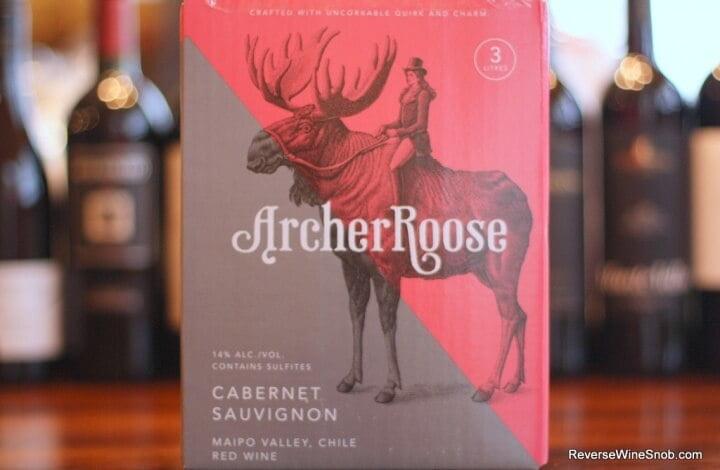 Archer Roose Cabernet Sauvignon - Mass Appeal