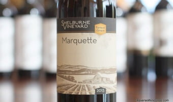 Shelburne Vineyard Marquette - Viva Vermont Wine
