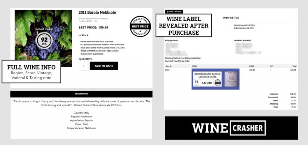 California Wine Startup Launches Best Value Wine Concept Inspired by Hotwire & Priceline