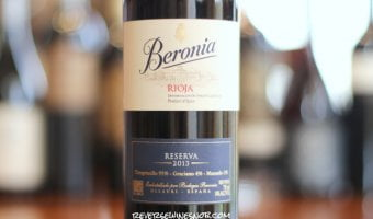 Beronia Rioja Reserva - Brilliant