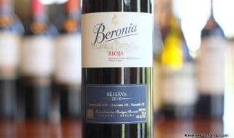 Bodegas Beronia Rioja Reserva – Brilliant