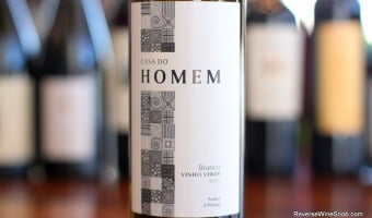 Casa Do Homem Branco – Vibrant Vinho Verde
