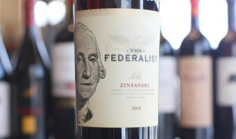 Federalist Lodi Zinfandel - True To Form